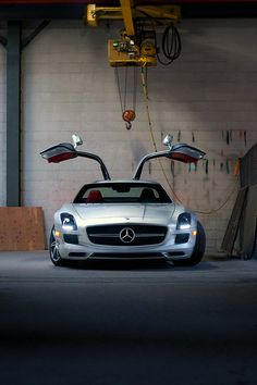 #mercedes #sls #amg #coupe