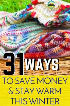 Paying for energy to heat our homes can be difficult in cold winter months and utility bills are no fun. So, what can you do? Take advantage of these quick and easy (and inexpensive) ways to winterize your home. #moneysavingtips #frugalliving #utilities #winter