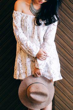 Minerva Off Shoulder Dress – The Nude Skirt