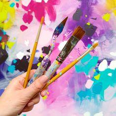 Color Stories, Art Art, Art Ideas, Original Paintings, Abstract Art, Vibrant, The Originals, Studio, Inspiration