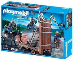 PLAYMOBIL Blue Knights with Battering Ram PLAYMOBIL® http://www.amazon.com/dp/B0091NGT0M/ref=cm_sw_r_pi_dp_Mmipwb16BSZE0