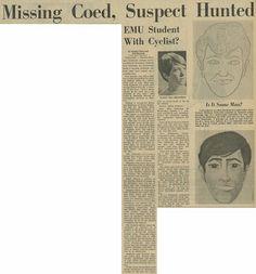 RETROKIMMER.COM: 40 YEARS MICHIGAN COED MURDERS PART 2