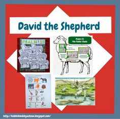 Bible Fun For Kids David The Shepherd Saul Is Made King