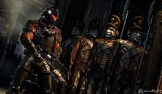 New Dead Space 3 Screenshots Feature Very Creepy Dolls and Creatures Dead Space, Horror Video Games, Sci Fi Armor, Full Hd Wallpaper, Creepy Dolls, World Of Warcraft, Creatures, Wallpapers, Pc Games