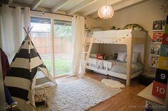 Boy's Shared Room on Team Wiking Blog