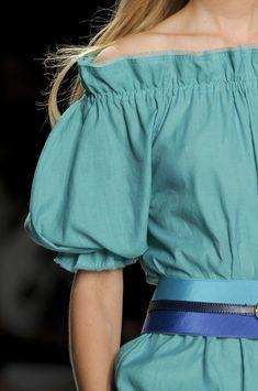 Fendi Spring 2011 - Details