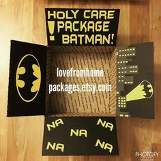 Batman package
