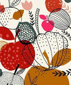 Fabric Patterns C. Dianne Zweig - Kitsch 'n Stuff: Designer Susan Driscoll . Motifs Textiles, Textile Patterns, Print Patterns, Modern Patterns, Mixing Patterns, Graphic Patterns, Boho Pattern, Pattern Art, Pattern Designs