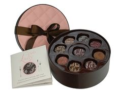 "Mother's Day - ""Lady Chefs"" chocolates from Neuhaus"