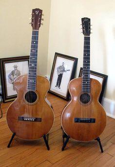 Vintage Gibson 1927 NickLucas, 1909 L-1