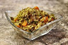 Reistopf mit Hackfleisch & Gemüse