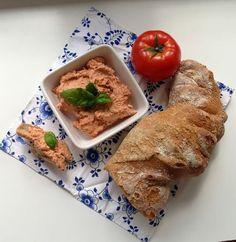 smakizdrowia: Pasta z suszonych pomidorów i fety