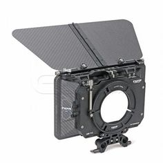 TiLTA MB-T12 Lightweight Carbon Fibre 4x5.65 Matte Box (CLAMP-ON)