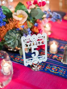 This Table Numbers (each piece) Mini Flags card stock Papel Picado Mini Flags Wedding fiesta Quinceanera fiesta mexican mexico is just one of the custom, handmade pieces you'll find in our table numbers shops. Wedding Table, Our Wedding, Dream Wedding, Reception Table, Modest Wedding, Decor Wedding, Luxury Wedding, Wedding Ceremony, Wedding Gowns