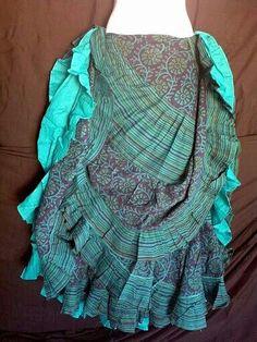 ATS skirt