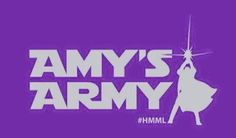 Amy's Army  Adult & Youth Sizes  Shipped FREE by IslandGraphics