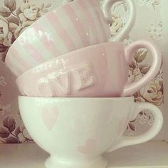 I love the love cup.