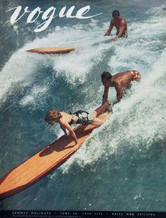 Vogue Surf Love