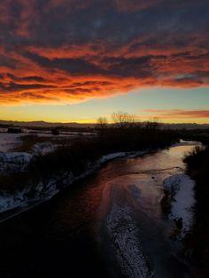 Sunset, Firestone Colorado