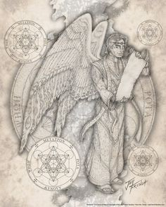 Archangel Metatron; The Voice of God