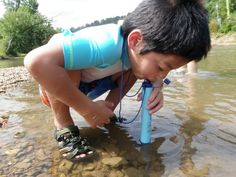 LifeStraw water filter giveaway. Perfect for the entire family....