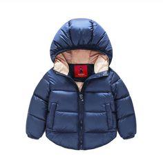 0-24months Winter Pasgeboren Baby Snowsuit Katoen Meisjes Jassen En Jassen Baby Warm Algehele Kids Jongen Jassen Bovenkleding Kleding