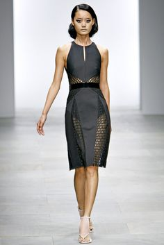 SPRING 2012 READY-TO-WEAR  Marios Schwab