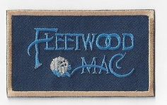 FLEETWOOD-MAC-IRON-ON-PATCH-BUY-2-WE-SEND-3-OF-THESE