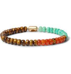 Luis Morais - Multi-Stone Gold Bracelet