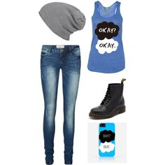 The Fault In Our Stars based outfit