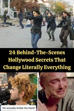 24 #Behind-The-Scenes #Hollywood Secrets That Change Literally #Everything