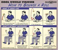 Bounce Roll 1