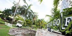 @Sandos Playacar Beach Resort & Spa miniature #golf