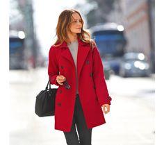 Dámsky kabát   blancheporte.sk #blancheporte #blancheporteSK #blancheporte_sk  #autumn #fall #jesen #bunda Coat, Autumn Fall, Jackets, Fashion, Jacket, Woman Clothing, Womens Fashion, Fashion Ideas, Down Jackets
