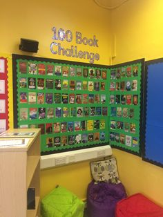 books to read before leaving primary school ready to go in Year Classroom Management Primary, Classroom Decor Primary, Year 6 Classroom, Primary School Displays, Reading Corner Classroom, School Library Displays, Classroom Ideas, Reading School, Future Classroom