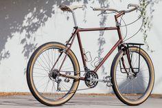 One Mad Max Bruce Gordon 26″ Touring Bike   The Radavist
