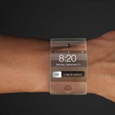 'Apple maakt smart watch van gebogen glas' | nu.nl/gadgets