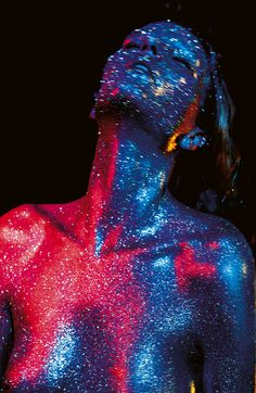 party pour la nuit: marique schimmel by jonas bresnan for stylist france december 2015! | visual optimism; fashion editorials, shows, campaigns & more!