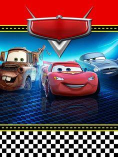 Disney cars birthday invitation free template time to plan a cars etiquetas para candy bar para imprimir gratis filmwisefo