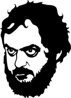Stanley Kubrick Vector Portrait by Vectorportal, via Flickr