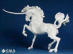 unicorn by Sarah Minkiewicz-Breunig