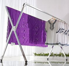 24 Clip Gro1 Hanging Metal Drying Rack Flower Herbs Buds SAVE $$ W// BAY HYDRO $$