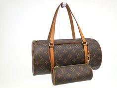 so so so love this | louis vuitton papillon handbag monogram | buyaLouis
