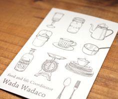 名刺デザイン|カフェ飲食店中心のデザイン制作|Alnico Design