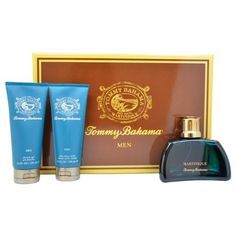 Tommy Bahama Set Sail Martinique 3 Piece Gift Set for Men - http://www.theperfume.org/tommy-bahama-set-sail-martinique-3-piece-gift-set-for-men/