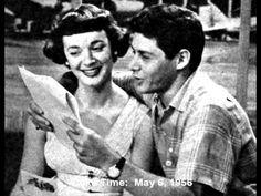 Tribute to Eddie Fisher (8/10/1928-9/22/2010) duets with Gisele MacKenzie