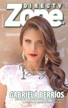 Miss Universe Puerto Rico 2014, Gabriela Berríos, para la edición de enero de la revista DIRECT TV ZONE.   #GabrielaBerrios #GabrielaBerriosPagan #MUPR #MUPR2014 #MissUniversePuertoRico #MissUniversePuertoRico2014 #MissPuertoRico