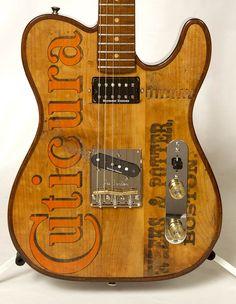 T-Top Vintage Wood #0112 Cuticura                 Walla Walla Guitar Company 509-525-4387 / 509-240-6812 info@wallawallaguitars.com  Available At      T-Top Vintage Wood #0112 Cuticura Alder Body, Honey Stain