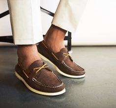 Men's boat shoes & moccasins on sale at Gilt Repinned by www.silver-and-grey.com