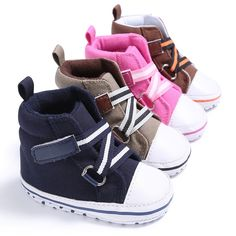>> Click to Buy << 2017 New Style Baby Fashion Sneakers Cute Soft Indoor Baby Toddler Shoes Baby Boys And Girls Cross-tied Baby Shoes S2 E1 #Affiliate
